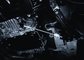 STI FLEXIBLE DRAW STIFFENER F For LEVORG VM ST20118VV000